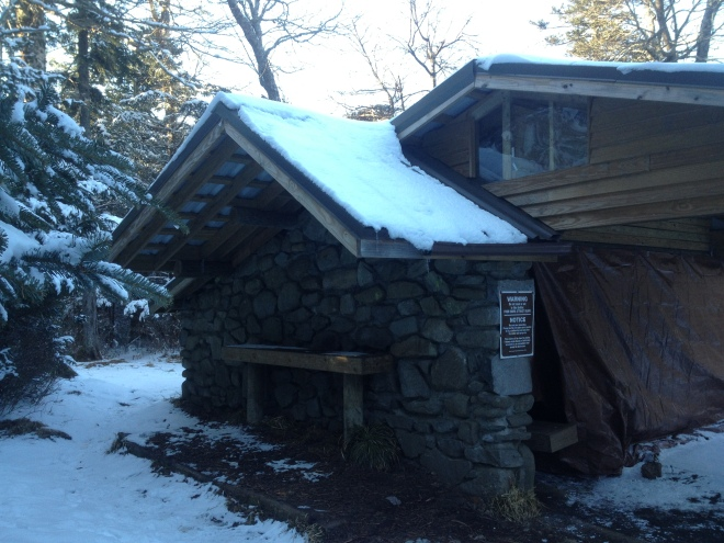 Mt Collins Shelter