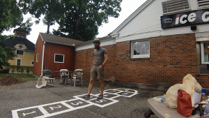 Hopscotch!
